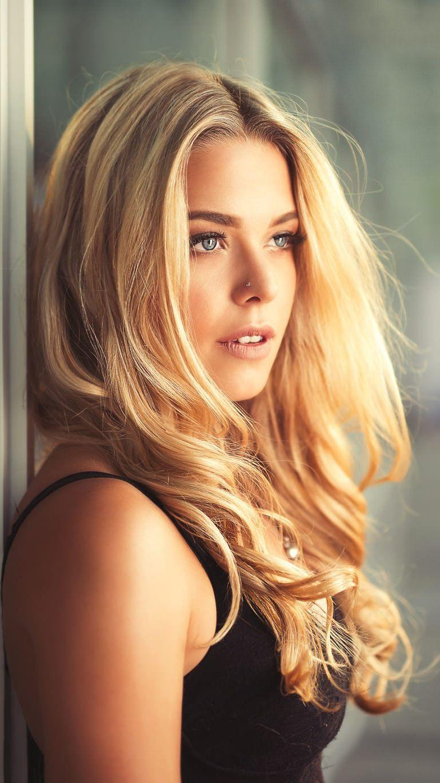 Model blondes Elite Los