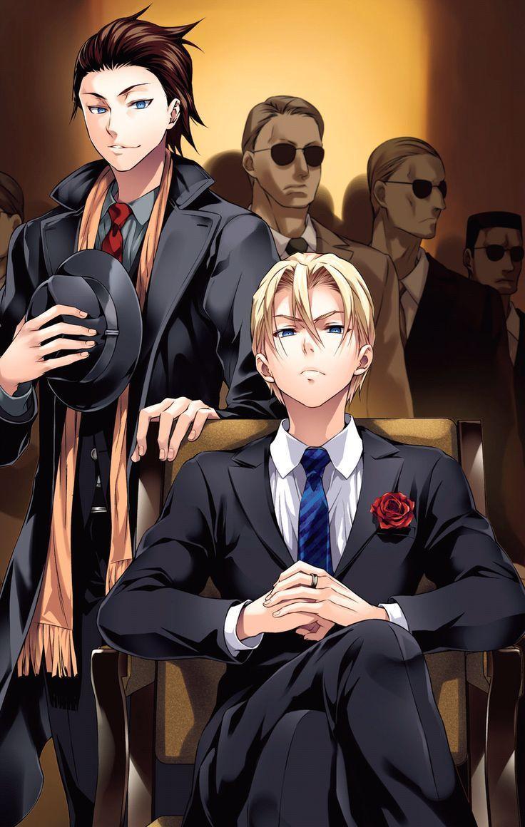 Anime Mafia Wallpapers - Top Free Anime Mafia Backgrounds