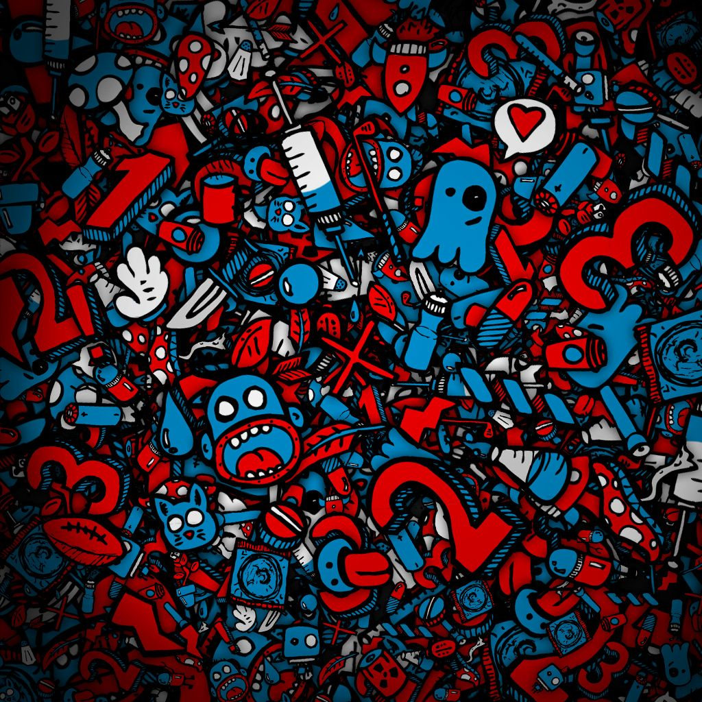 Abstract Cartoon Wallpapers Top Free Abstract Cartoon Backgrounds Wallpaperaccess