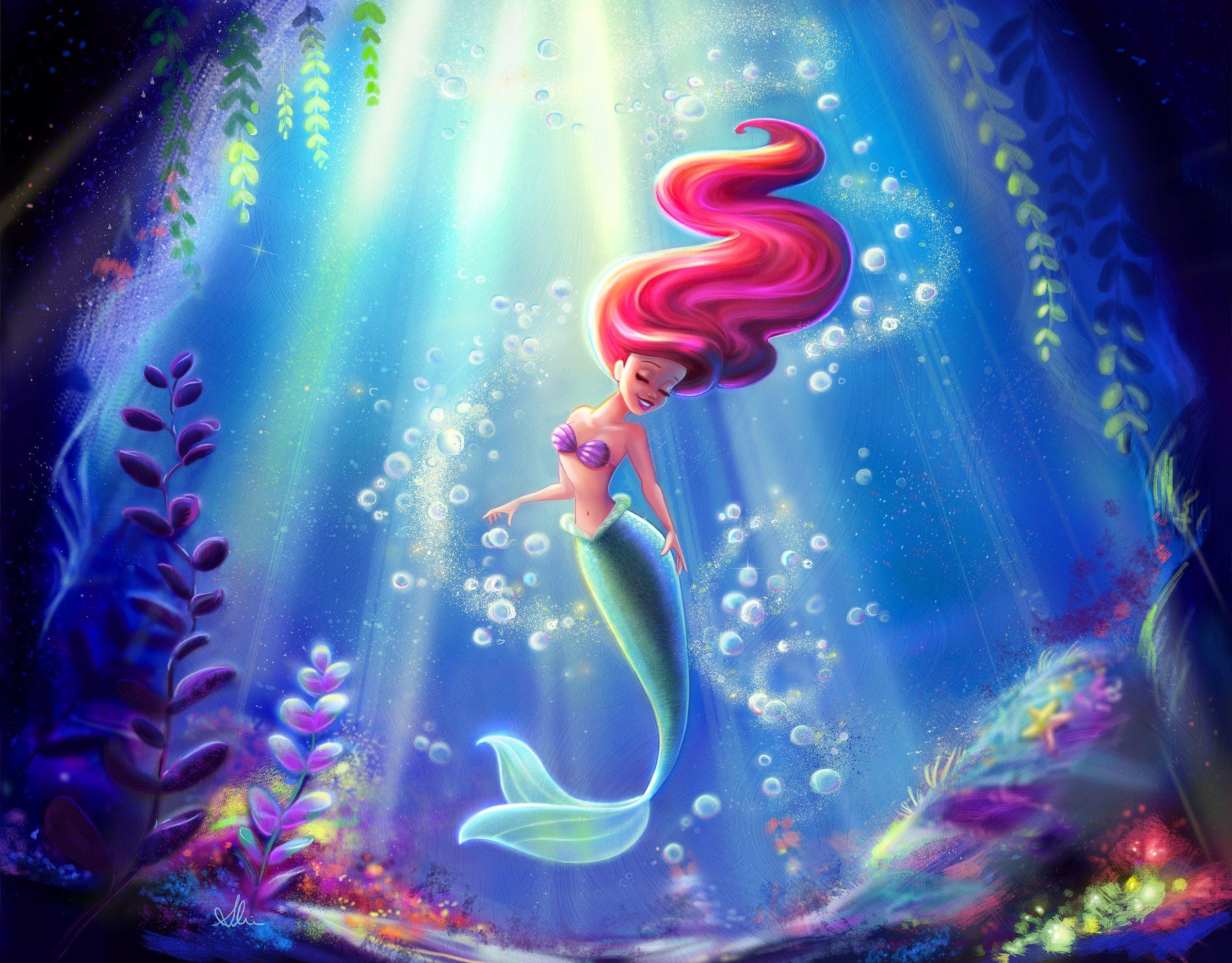 The Little Mermaid Wallpapers Top Free The Little Mermaid