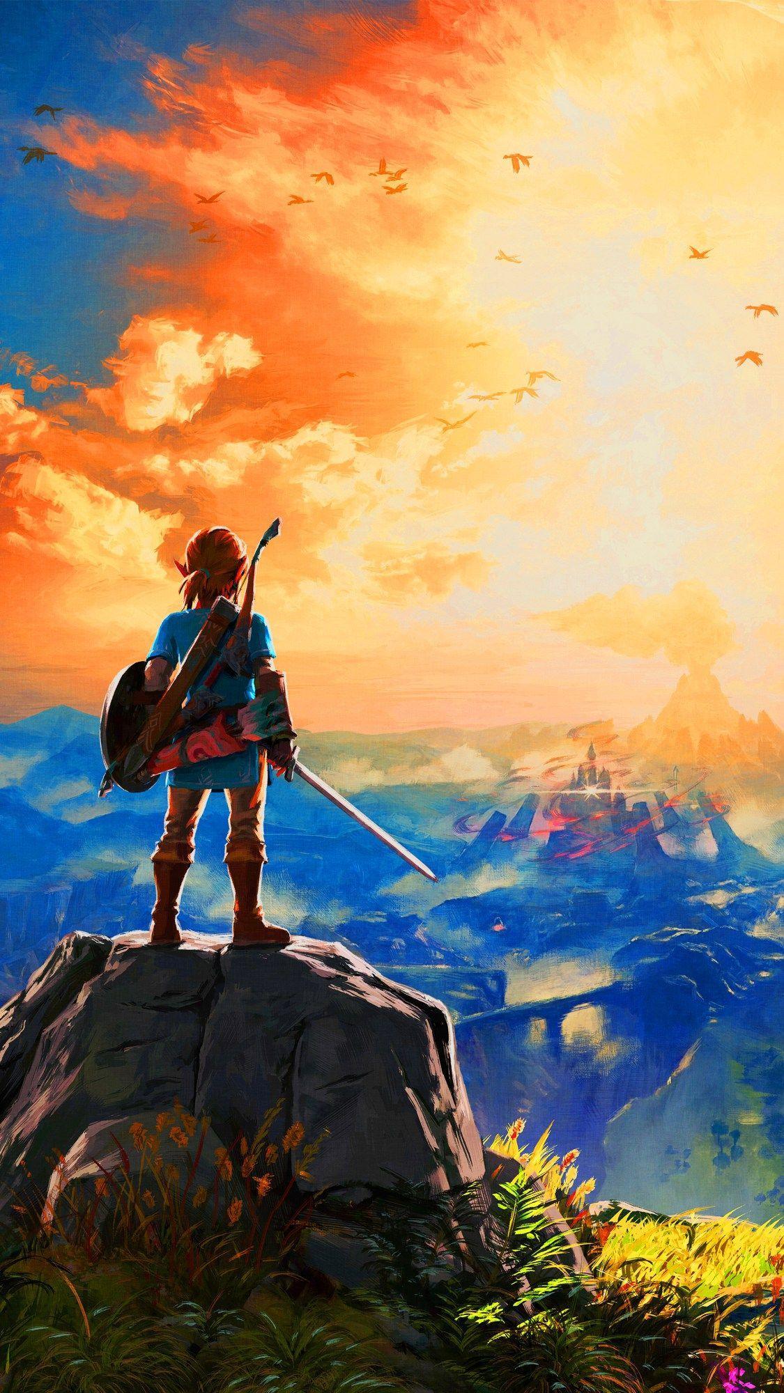 Zelda Phone Wallpapers Top Free Zelda Phone Backgrounds