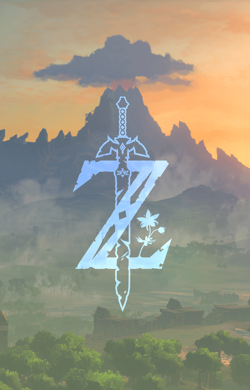 Breath Of The Wild Phone Wallpapers Top Free Breath Of The Wild