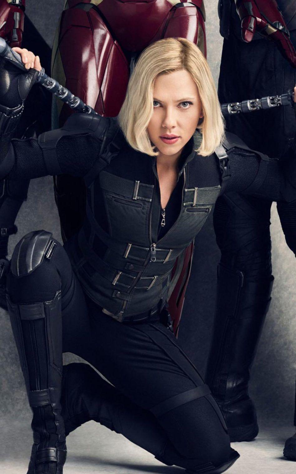 Scarlett Johansson Avengers Wallpapers Top Free Scarlett