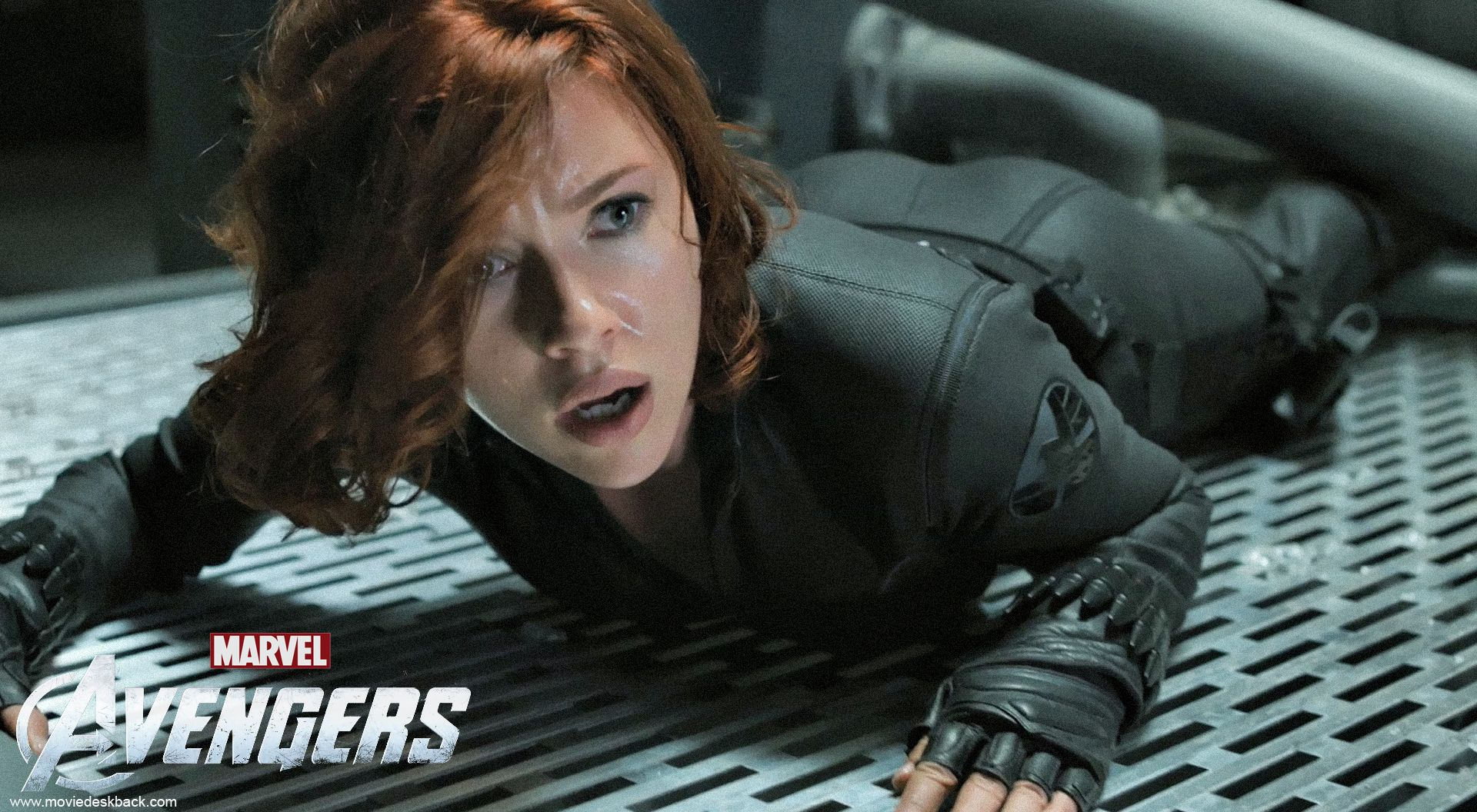 Scarlett johansson wallpaper avengers