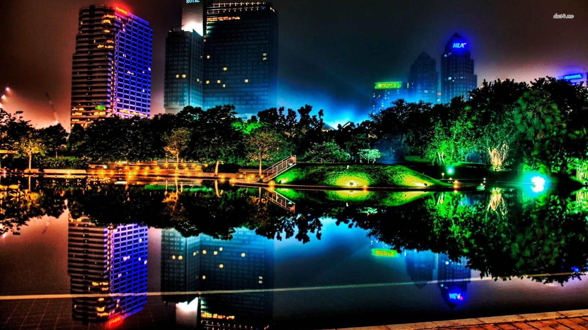 Digital City Wallpapers Top Free Digital City Backgrounds