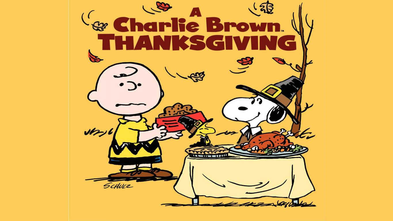 Charlie Brown Thanksgiving Wallpapers Top Free Charlie