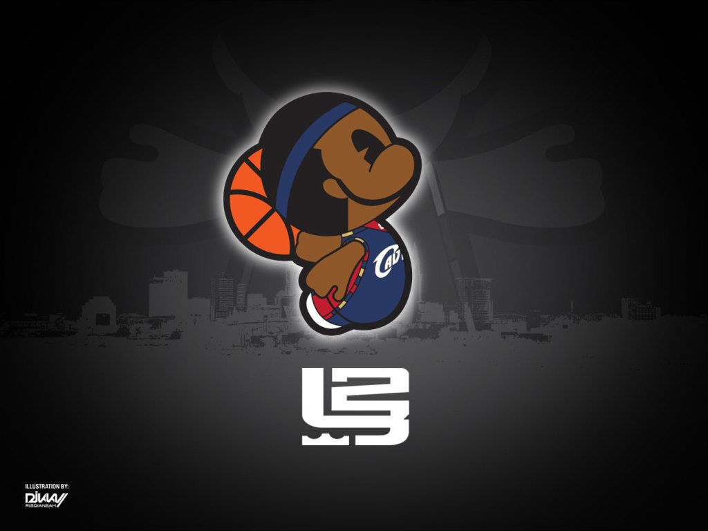 Lebron James Logo Wallpapers Top Free Lebron James Logo Backgrounds Wallpaperaccess