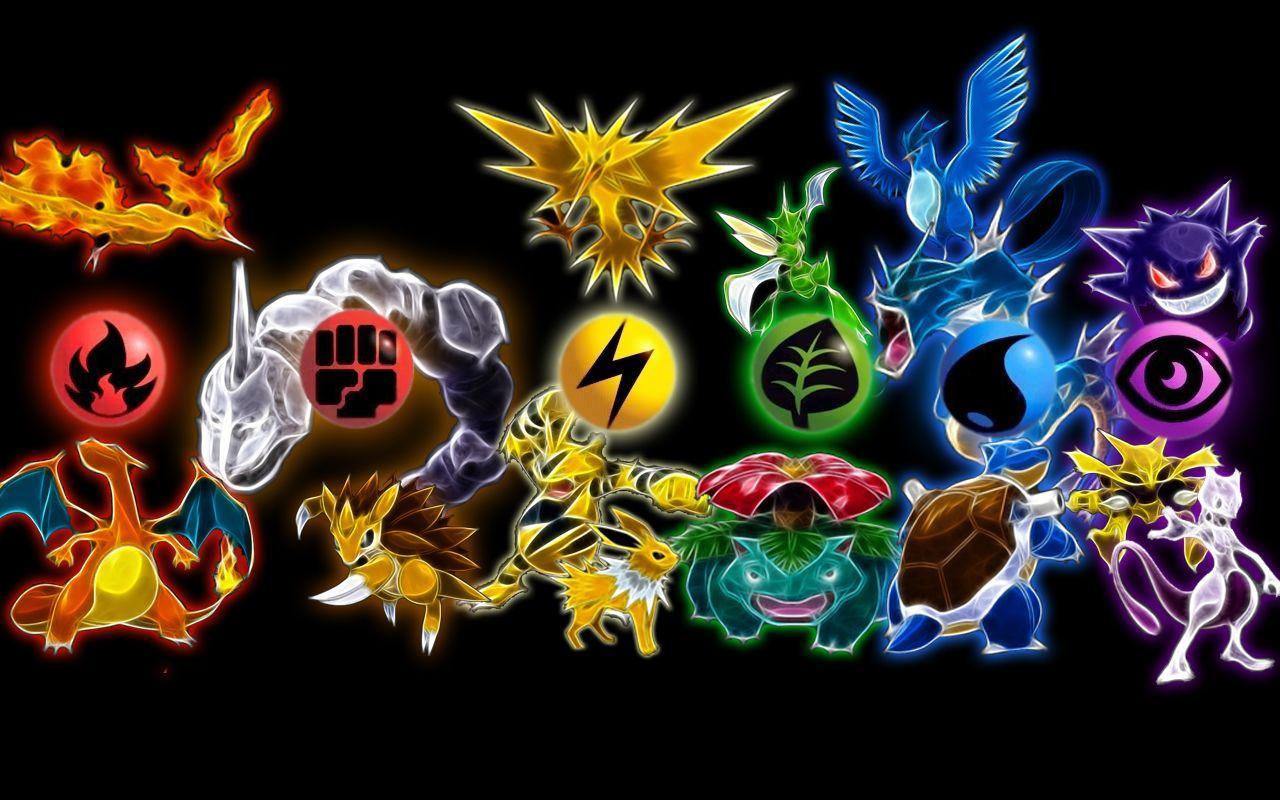Coole pokemon hintergrundbilder