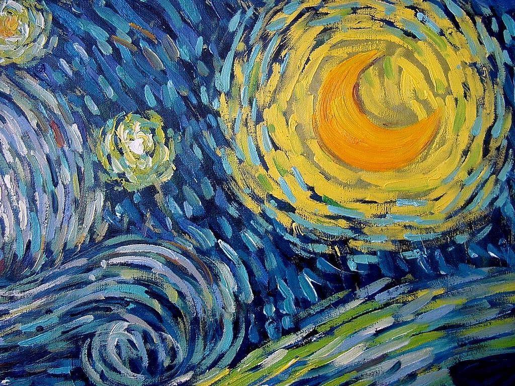 736x1377 Van Gogh IPhone Wallpapers