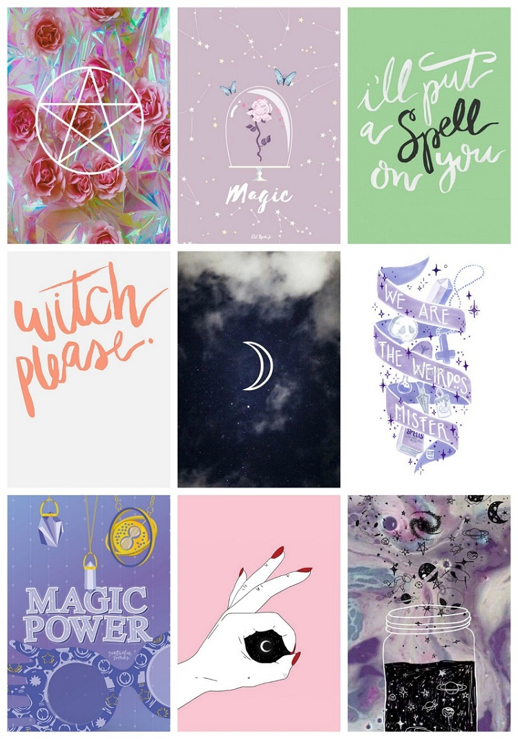 590+Witchy iPhone Wallpapers   Top Free Witchy iPhone Backgrounds ...