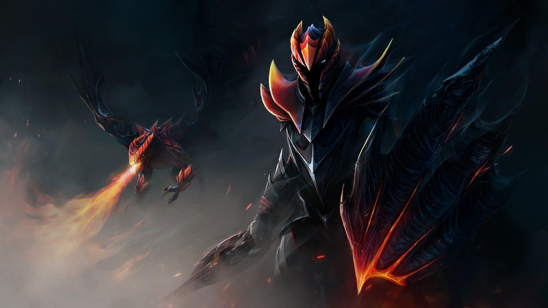 Dragon Knight Dota 2 Wallpapers - Top ...