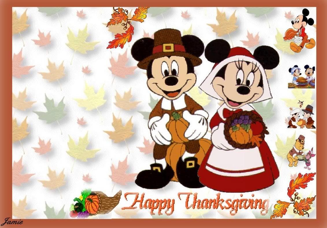 Disney Thanksgiving Desktop Wallpapers - Top Free Disney ...
