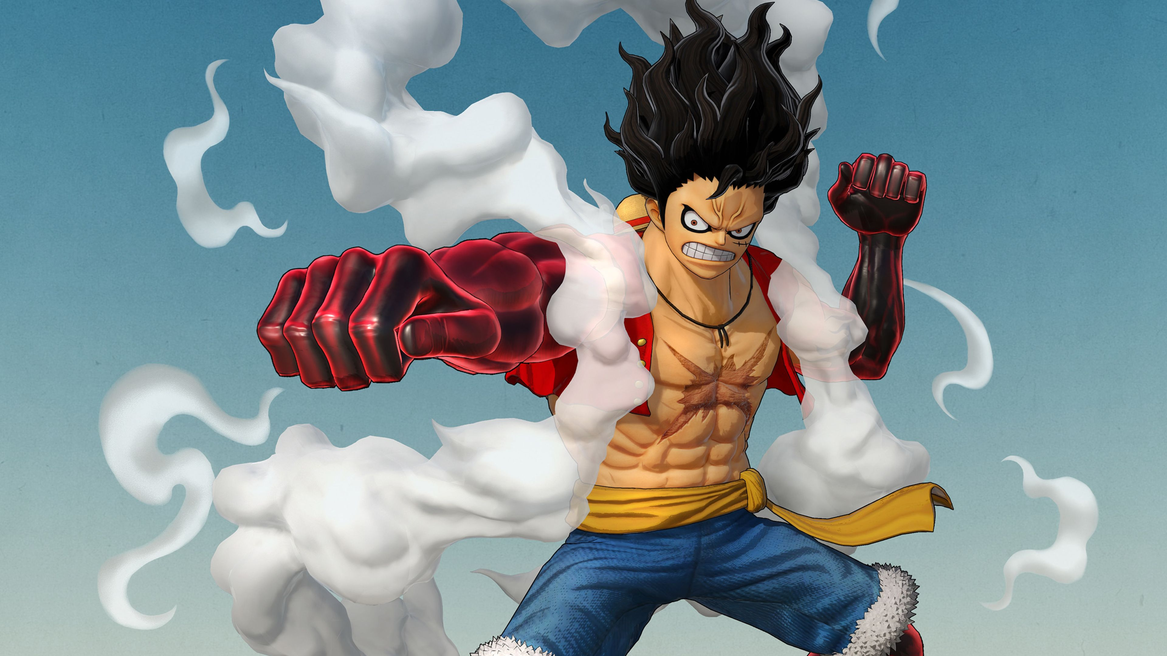 Luffy 4k Wallpapers Top Free Luffy 4k Backgrounds Wallpaperaccess