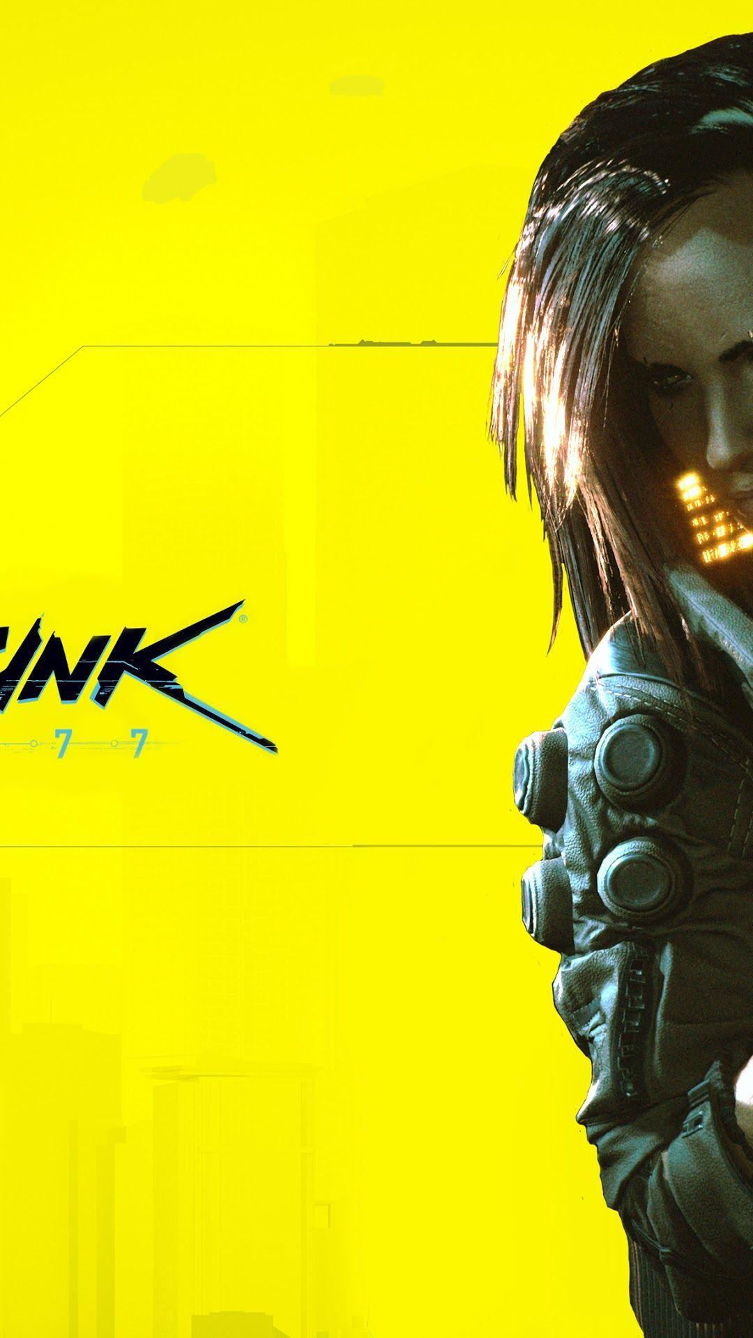 Cyberpunk 2077 Wallpaper 1920X1080 Yellow : Cyberpunk 2077 ...