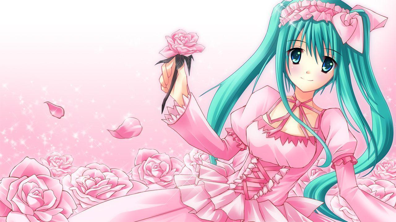 Kawaii Anime Girl Wallpapers Top Free Kawaii Anime Girl