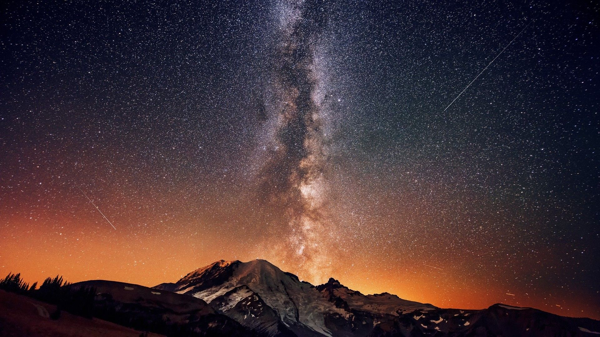 Milky Way Hd Wallpapers Top Free Milky Way Hd Backgrounds