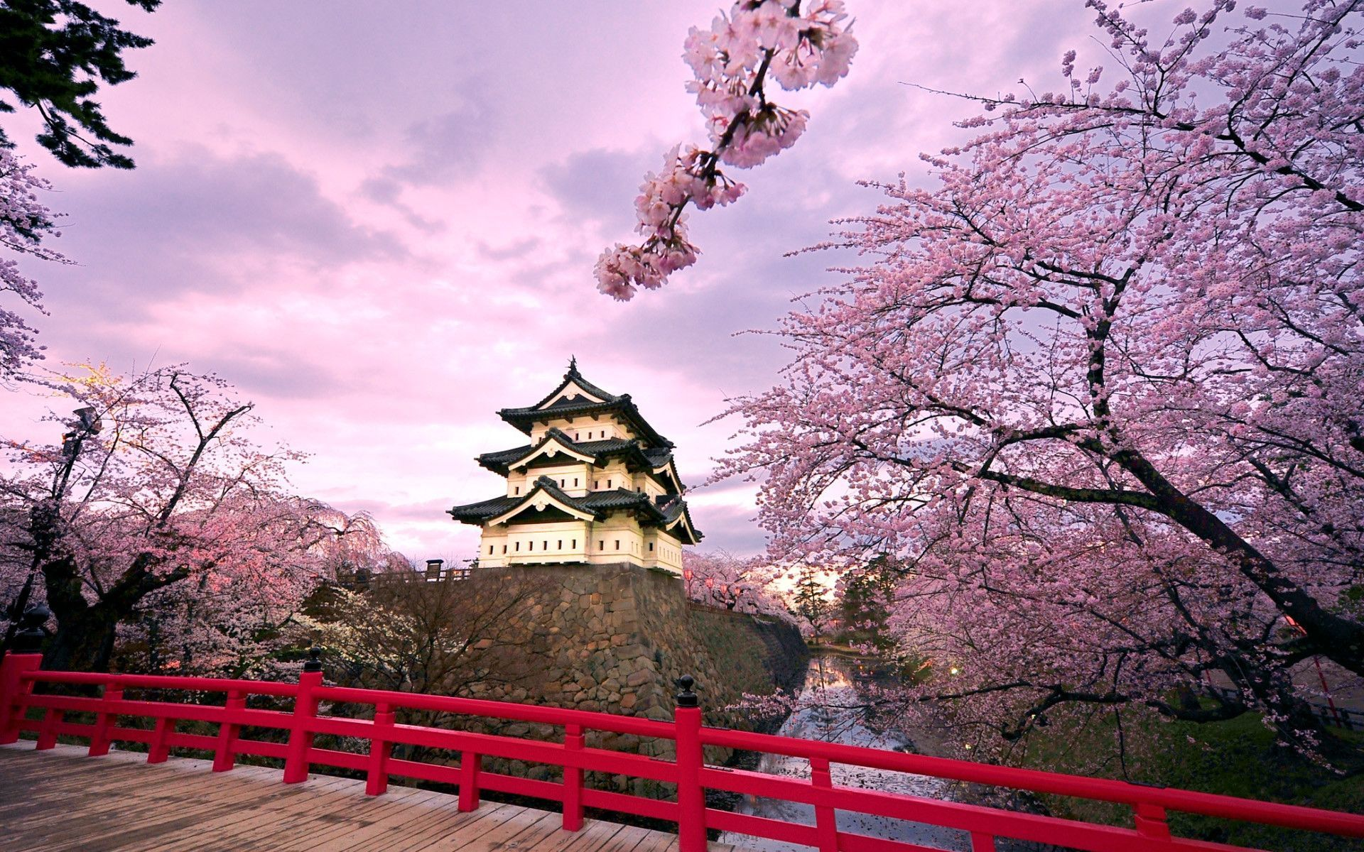 Japanese nature wallpapers top free japanese nature - Nature japan wallpaper ...