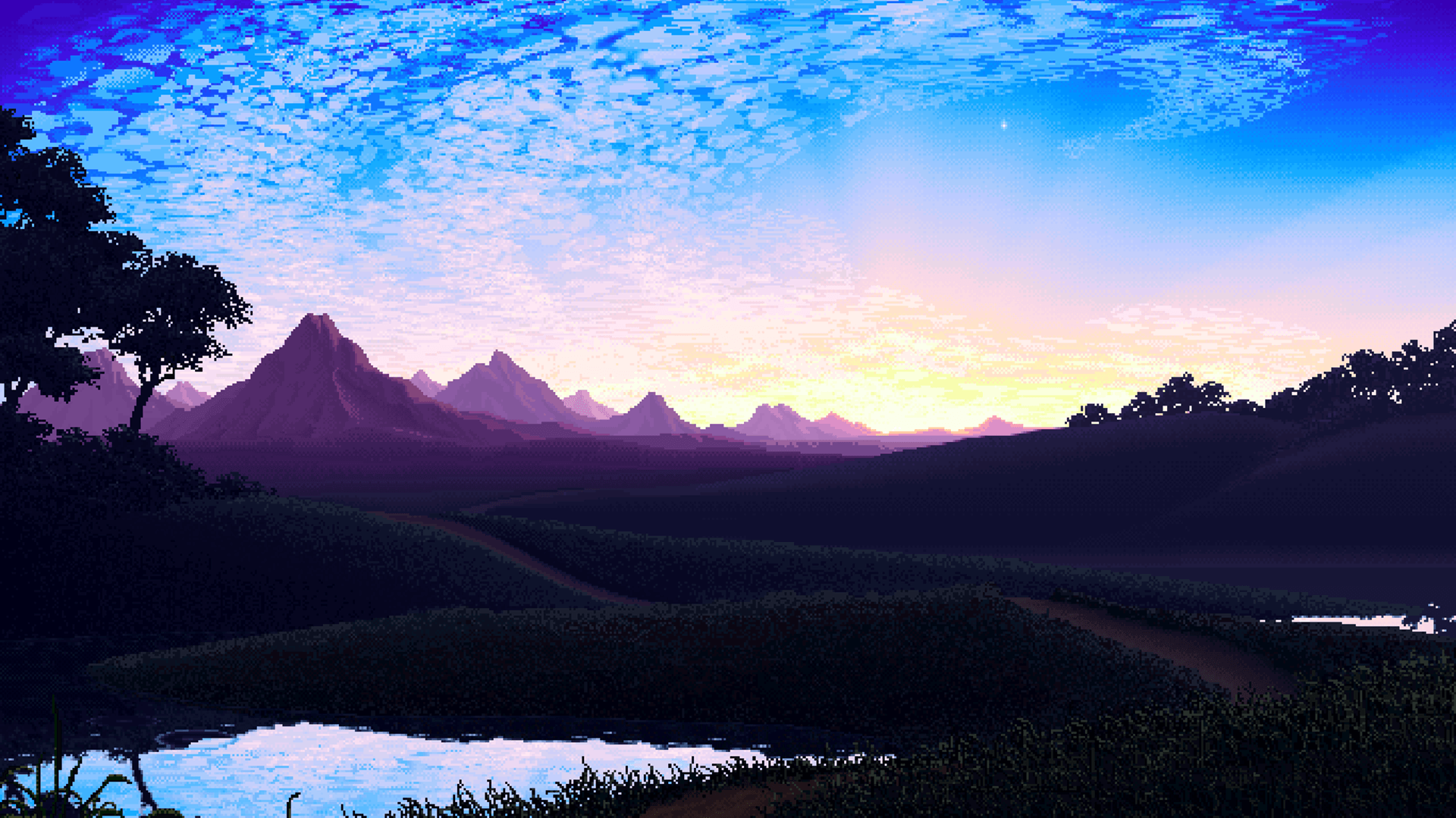 Pixel Art Wallpapers Top Free Pixel Art Backgrounds Wallpaperaccess