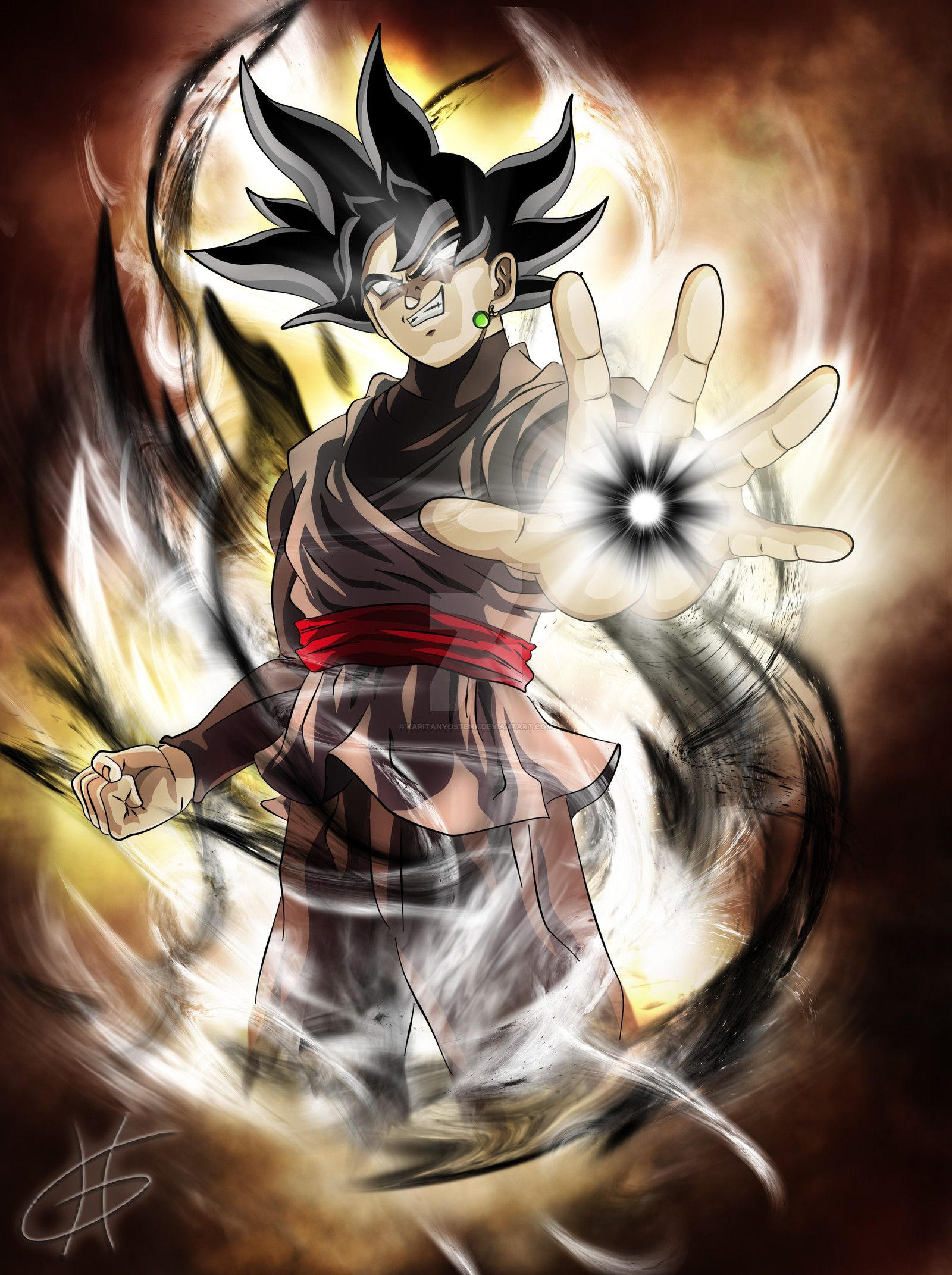 Goku Iphone Wallpapers Top Free Goku Iphone Backgrounds
