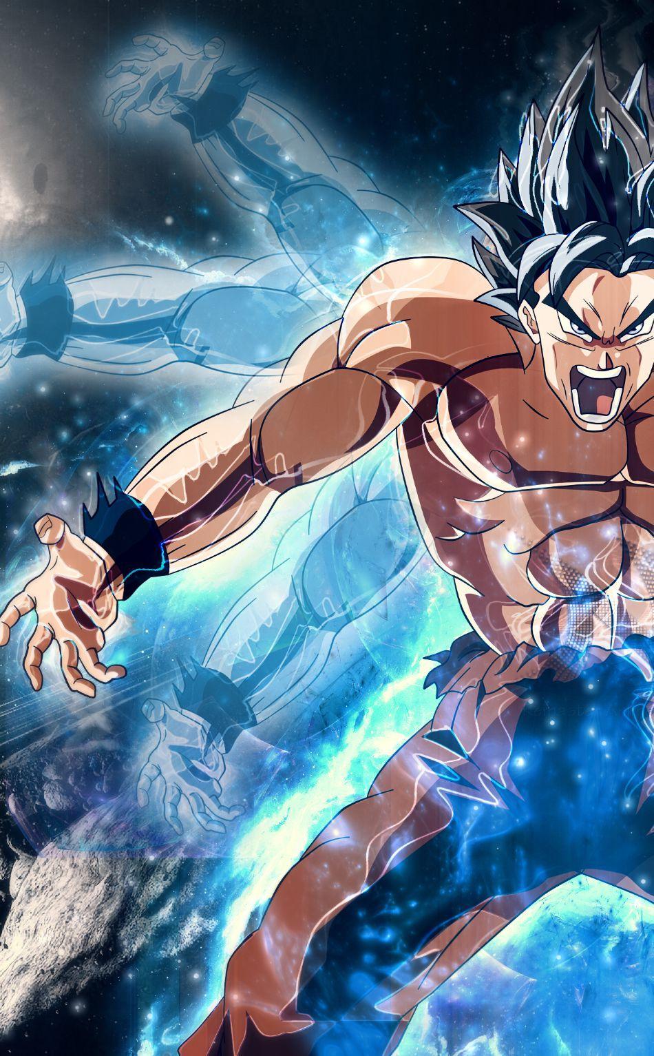 Goku Iphone Wallpapers Top Free Goku Iphone Backgrounds