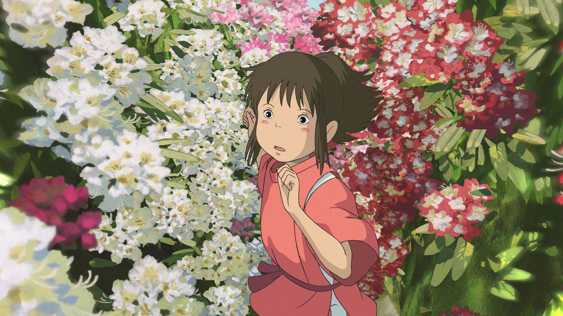 Spirited Away Wallpapers Top Free Spirited Away Backgrounds Wallpaperaccess
