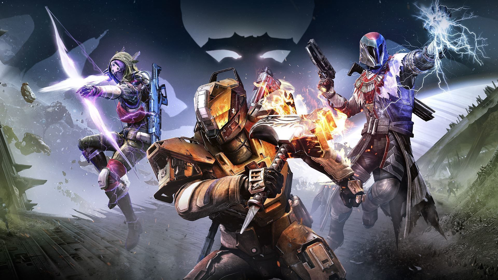 Destiny By Bungie Wallpapers Top Free Destiny By Bungie