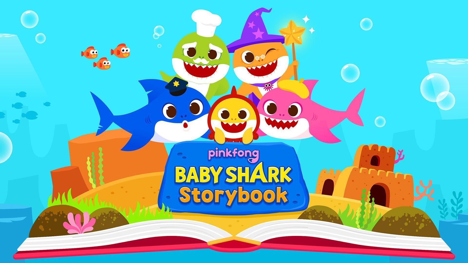 Baby Shark Wallpapers - Top Free Baby Shark Backgrounds ...