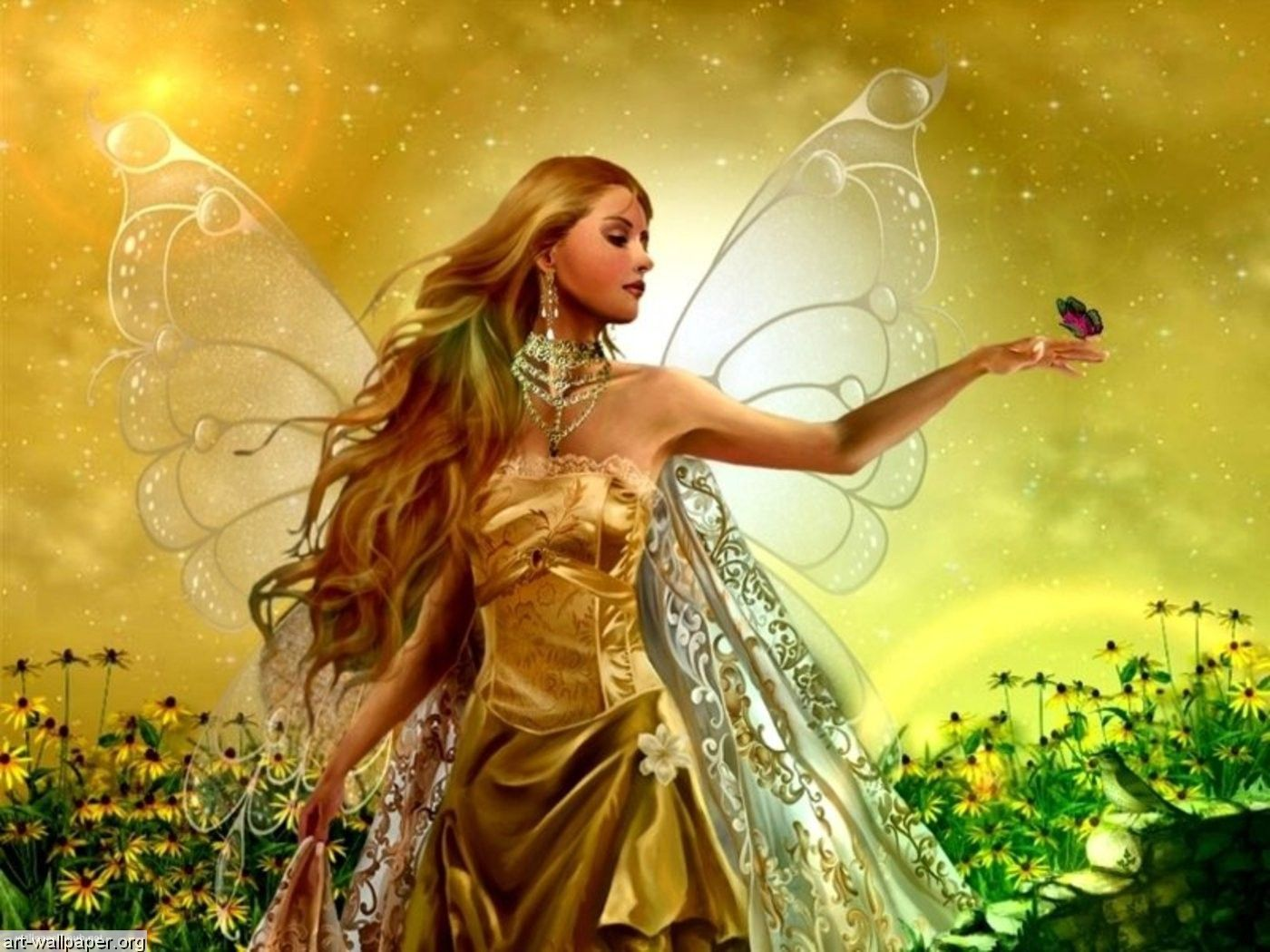 Fairy Wallpapers Top Free Fairy Backgrounds Wallpaperaccess