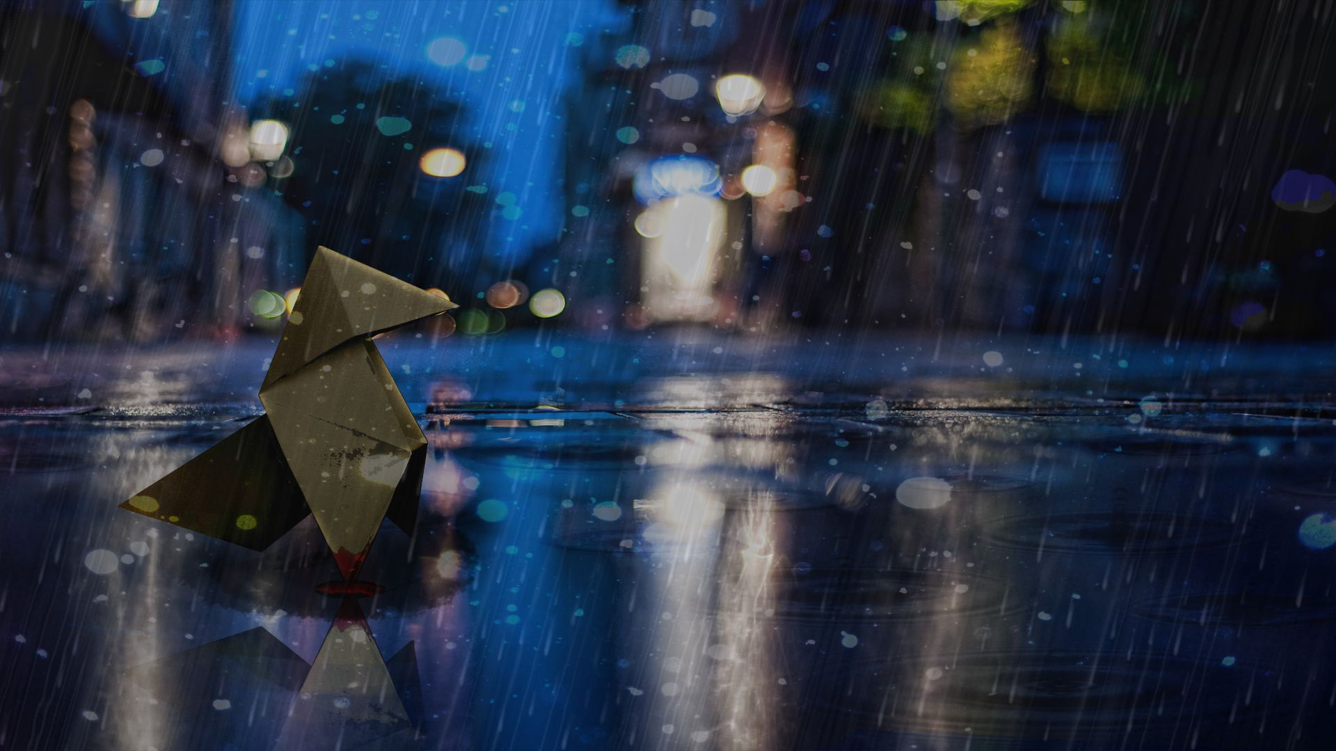 Japanese Rain Wallpapers Top Free Japanese Rain Backgrounds