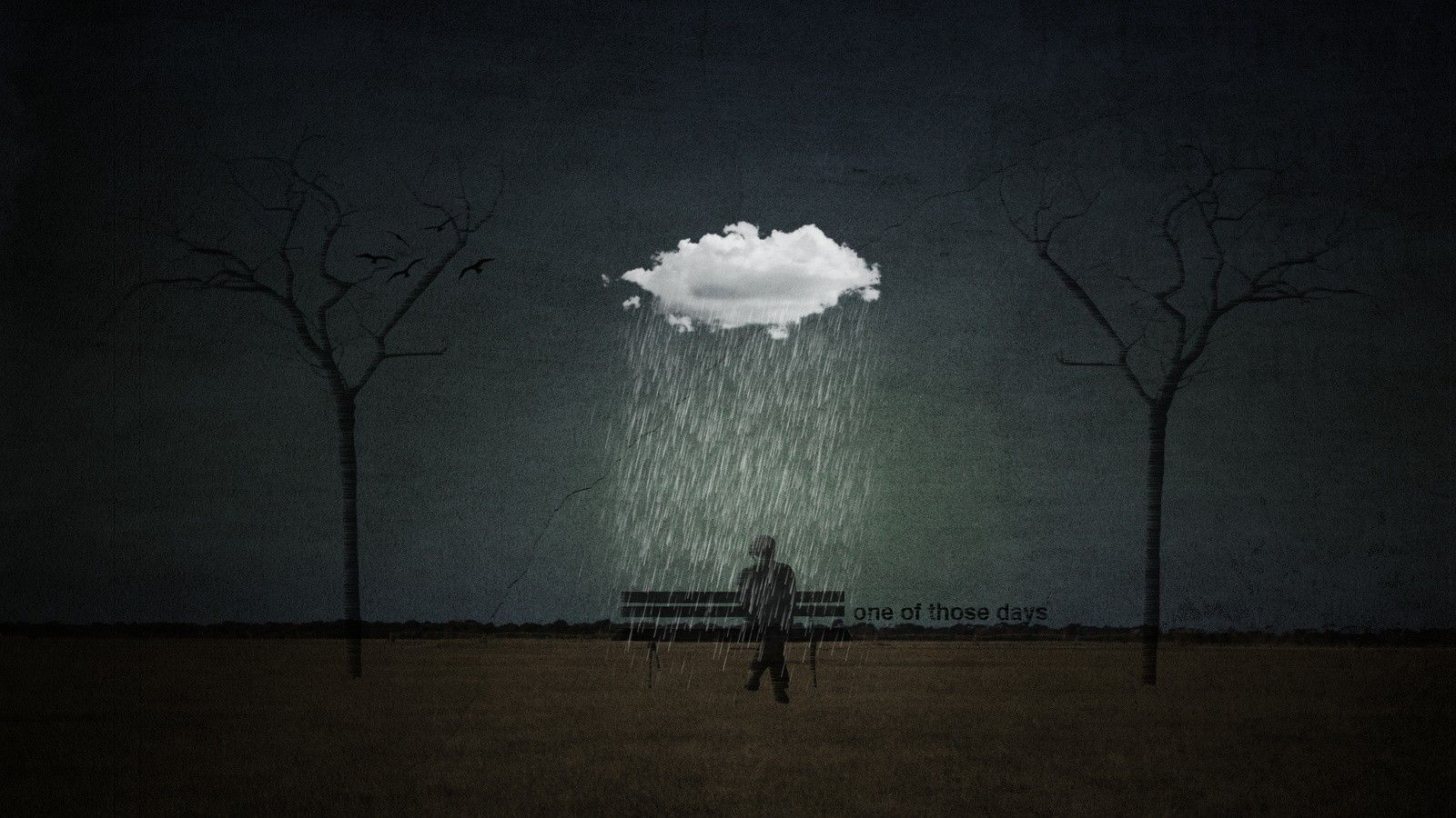 Alone In Rain Wallpapers Top Free Alone In Rain Backgrounds