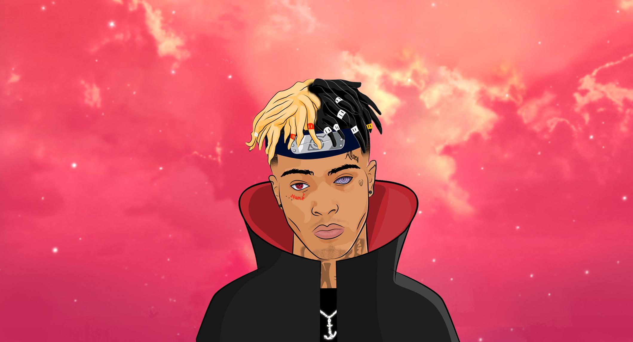 XXXTentacion PS4 Wallpapers - Top Free XXXTentacion PS4