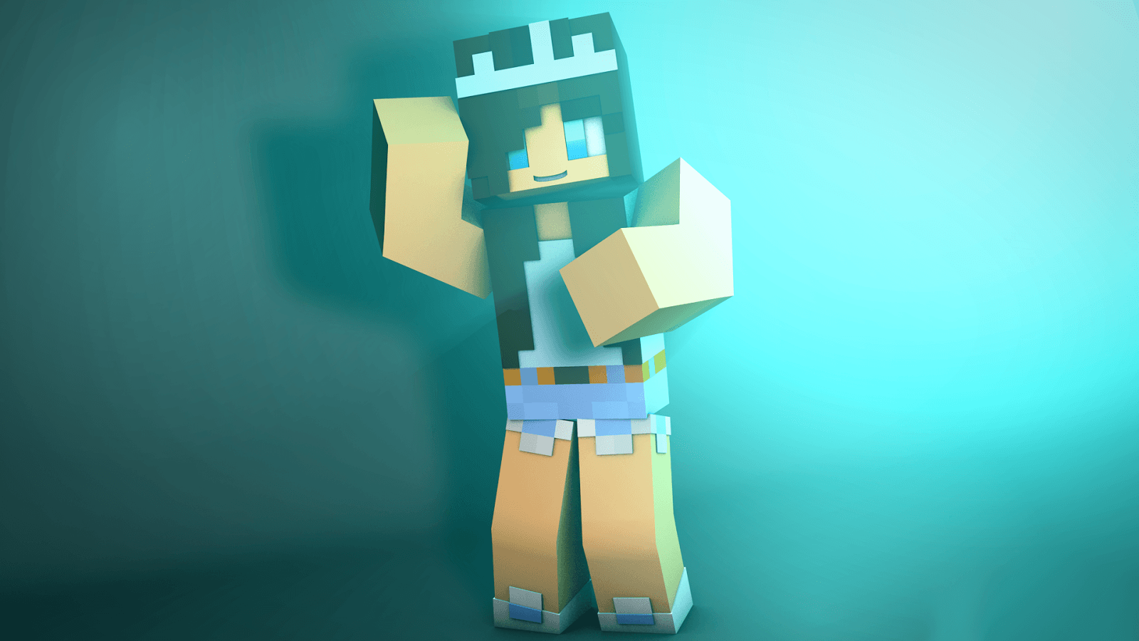 Minecraft Girl Skins Wallpapers - Top Free Minecraft Girl Skins