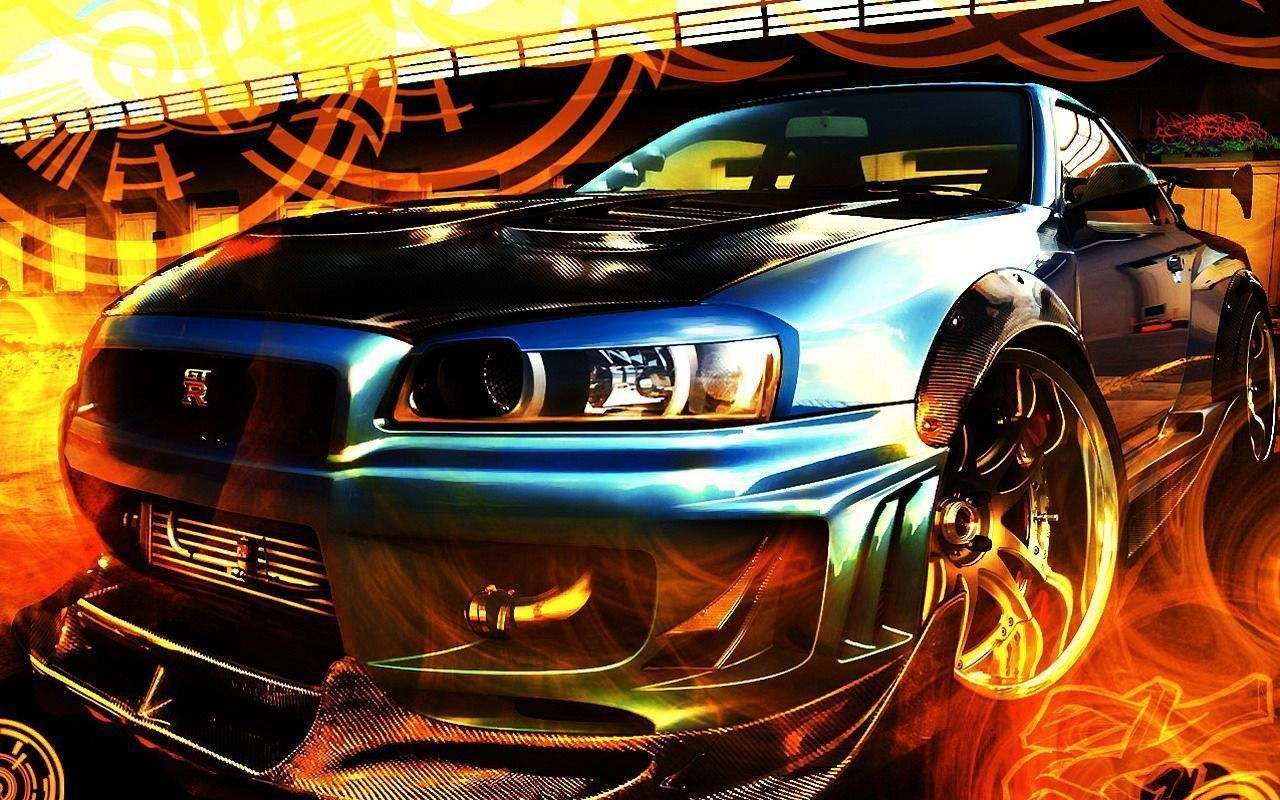 Cool Nissan Skyline Wallpapers - Top Free Cool Nissan ...