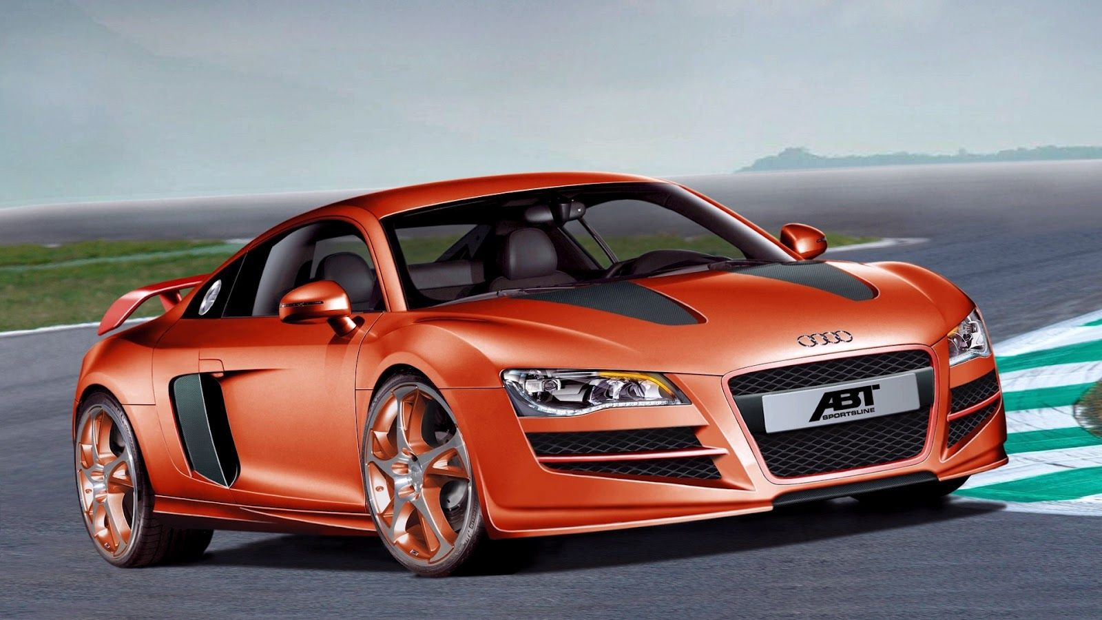 Audi Sports Car Wallpapers