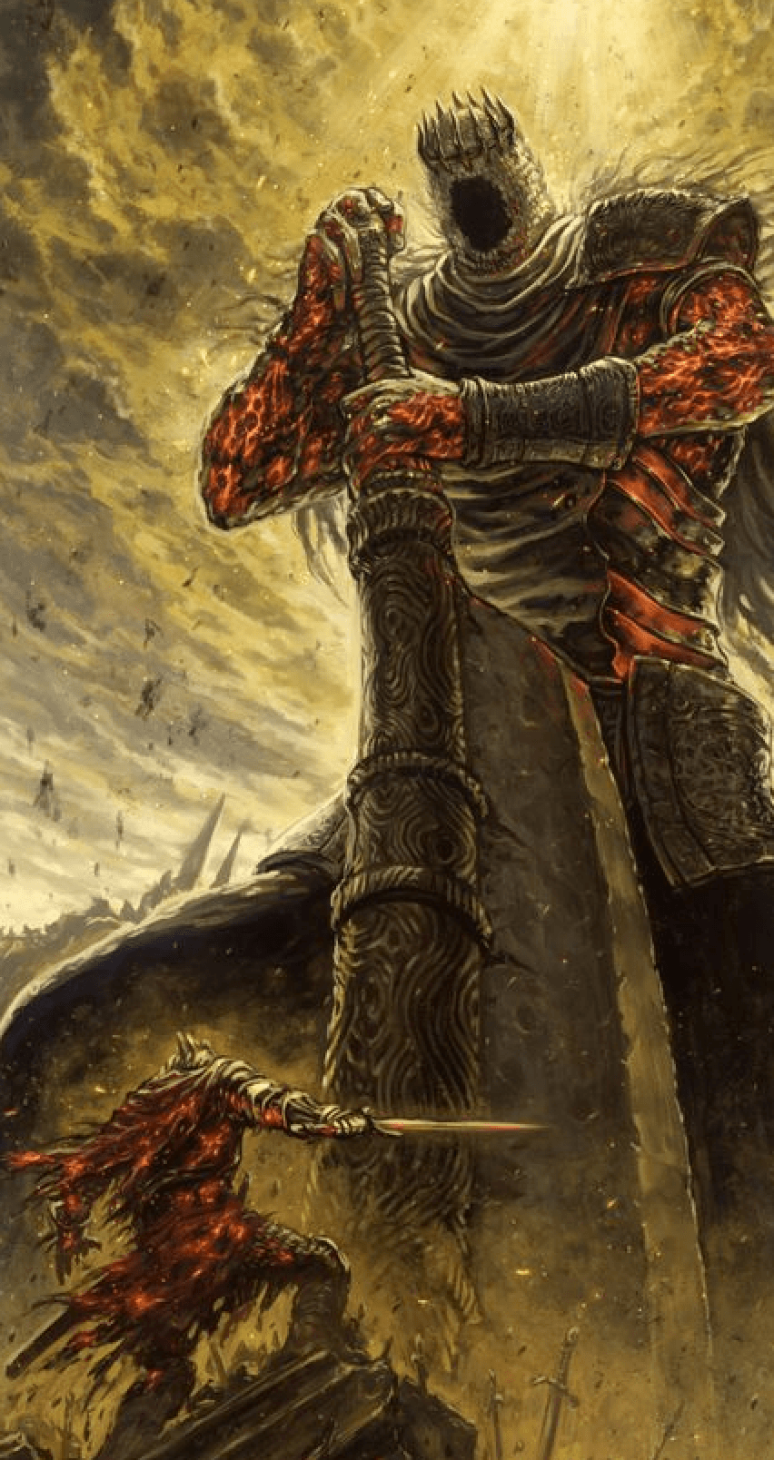 Dark Souls Mobile Wallpapers Top Free Dark Souls Mobile