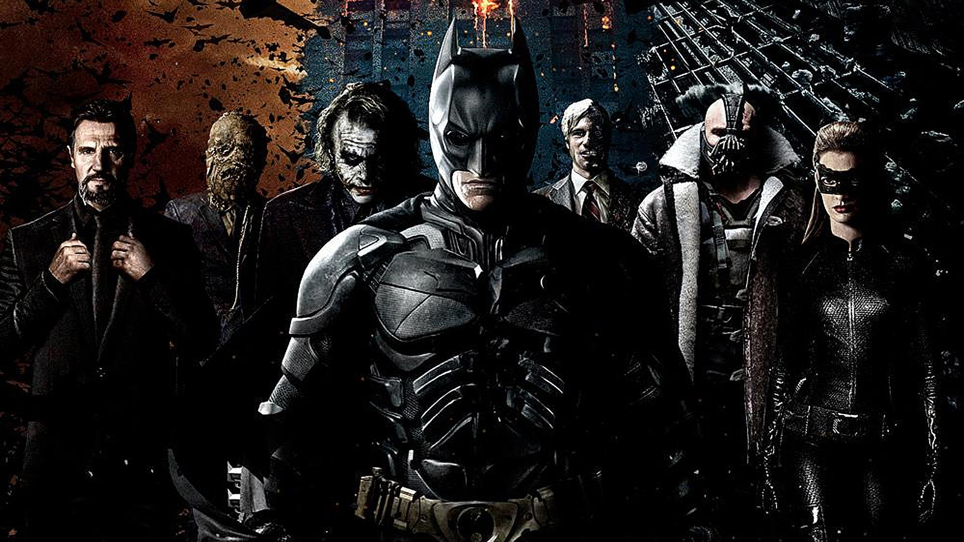 The Dark Knight Rises Wallpapers Top Free The Dark Knight