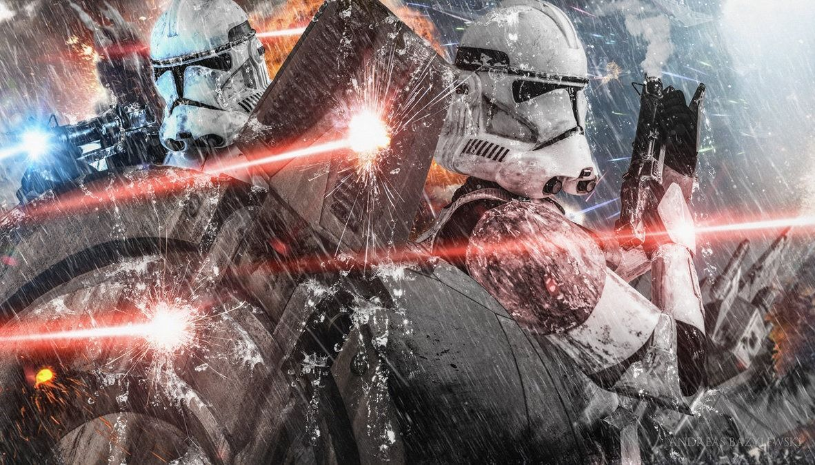 Star Wars Clone Army Wallpapers Top Free Star Wars Clone Army Backgrounds Wallpaperaccess
