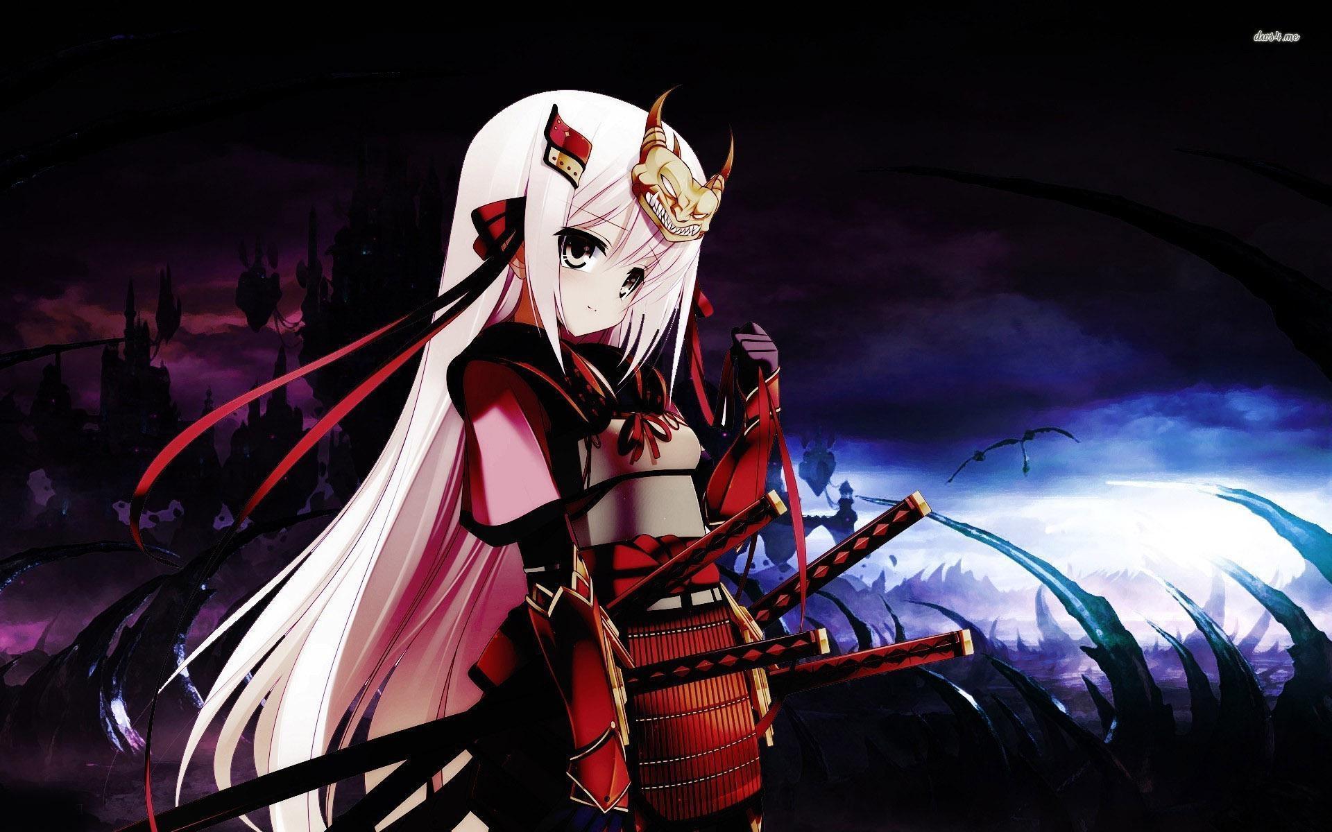 Anime Female Samurai Wallpapers Top Free Anime Female Samurai Backgrounds Wallpaperaccess