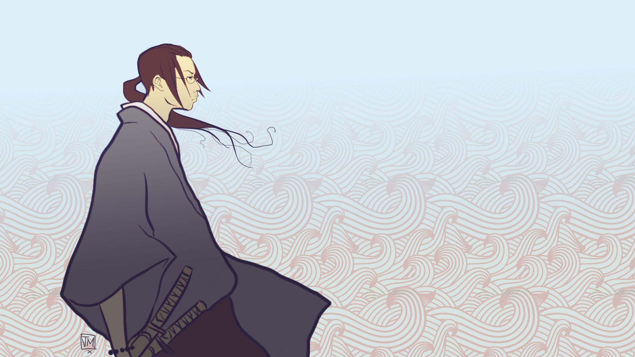 Jin Samurai Champloo Wallpapers Top Free Jin Samurai Champloo Backgrounds Wallpaperaccess