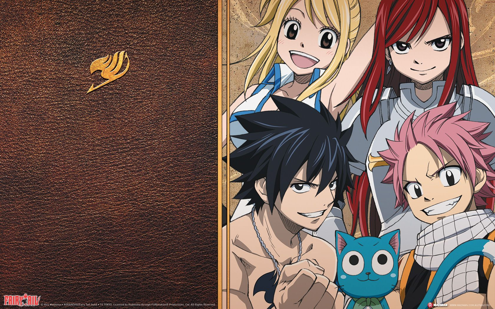 44 Best Free Fairy Tail Iphone Wallpapers Wallpaperaccess