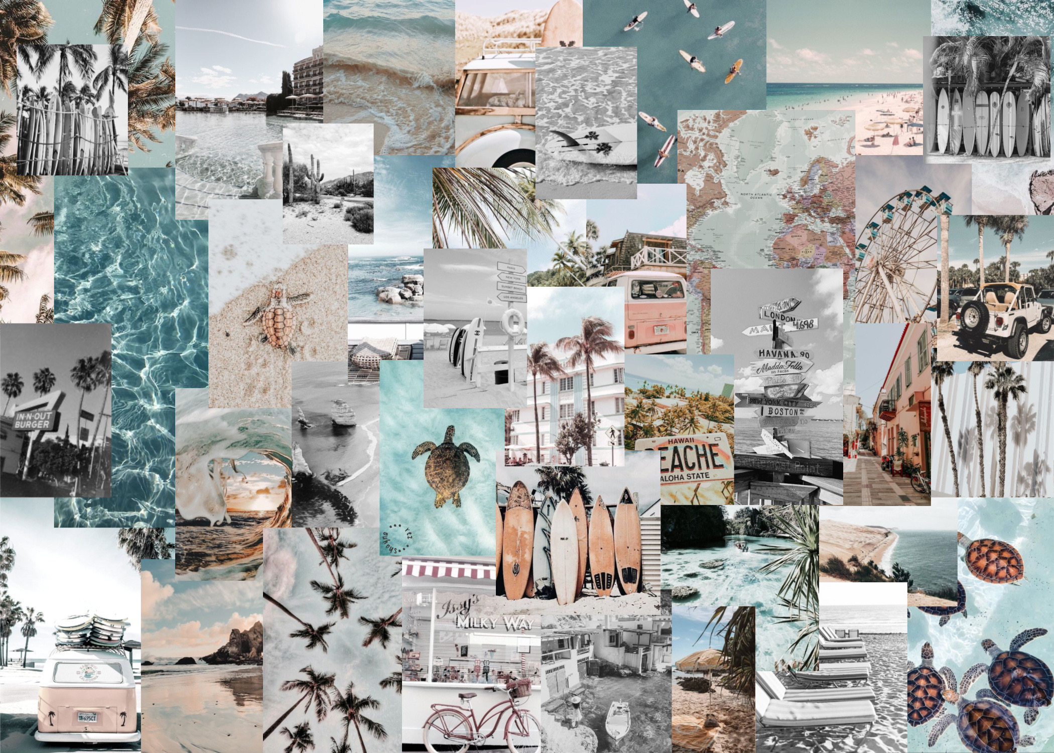 Wallpaper For Laptop Collage