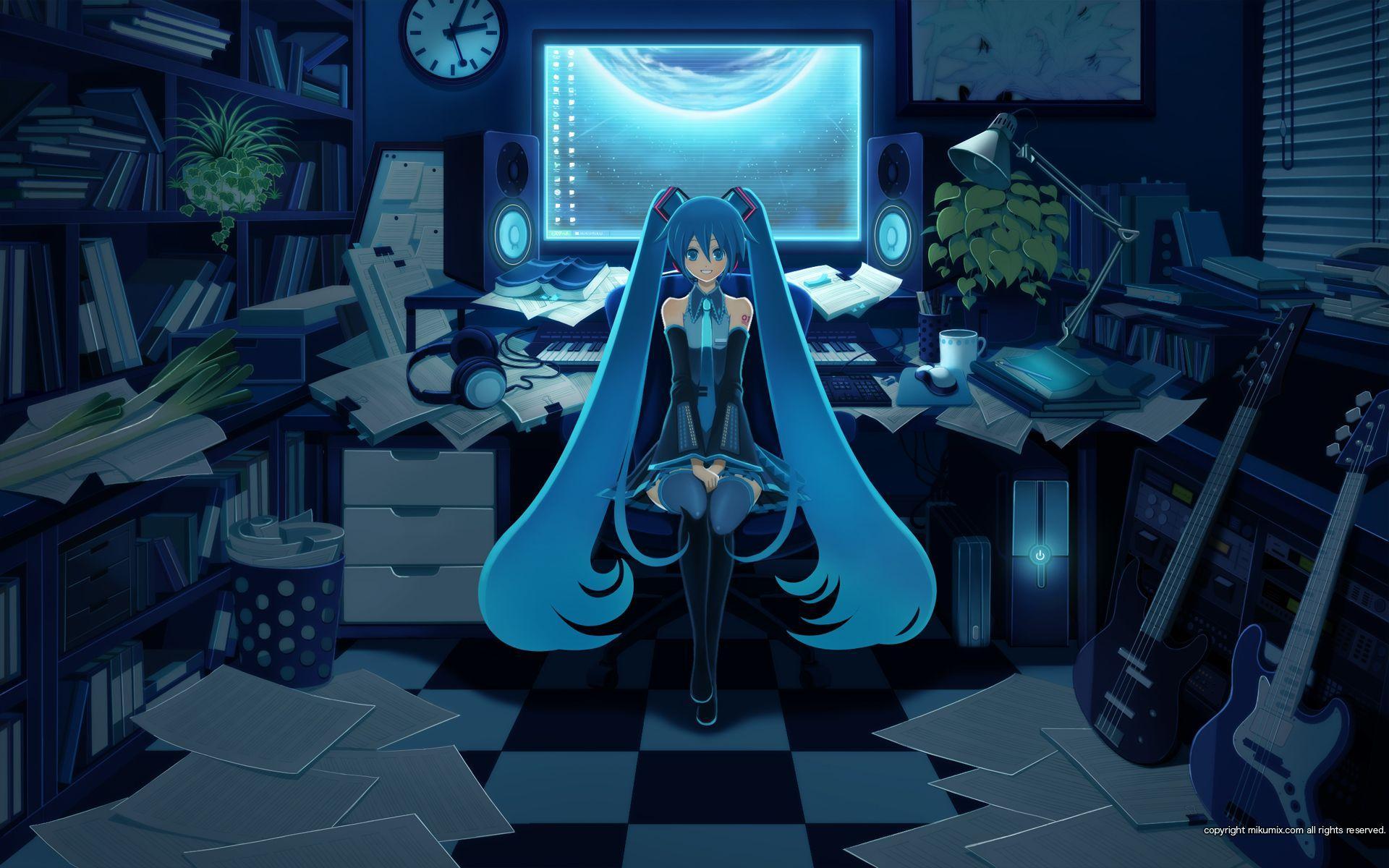 Pc girl anime gamer Top 10
