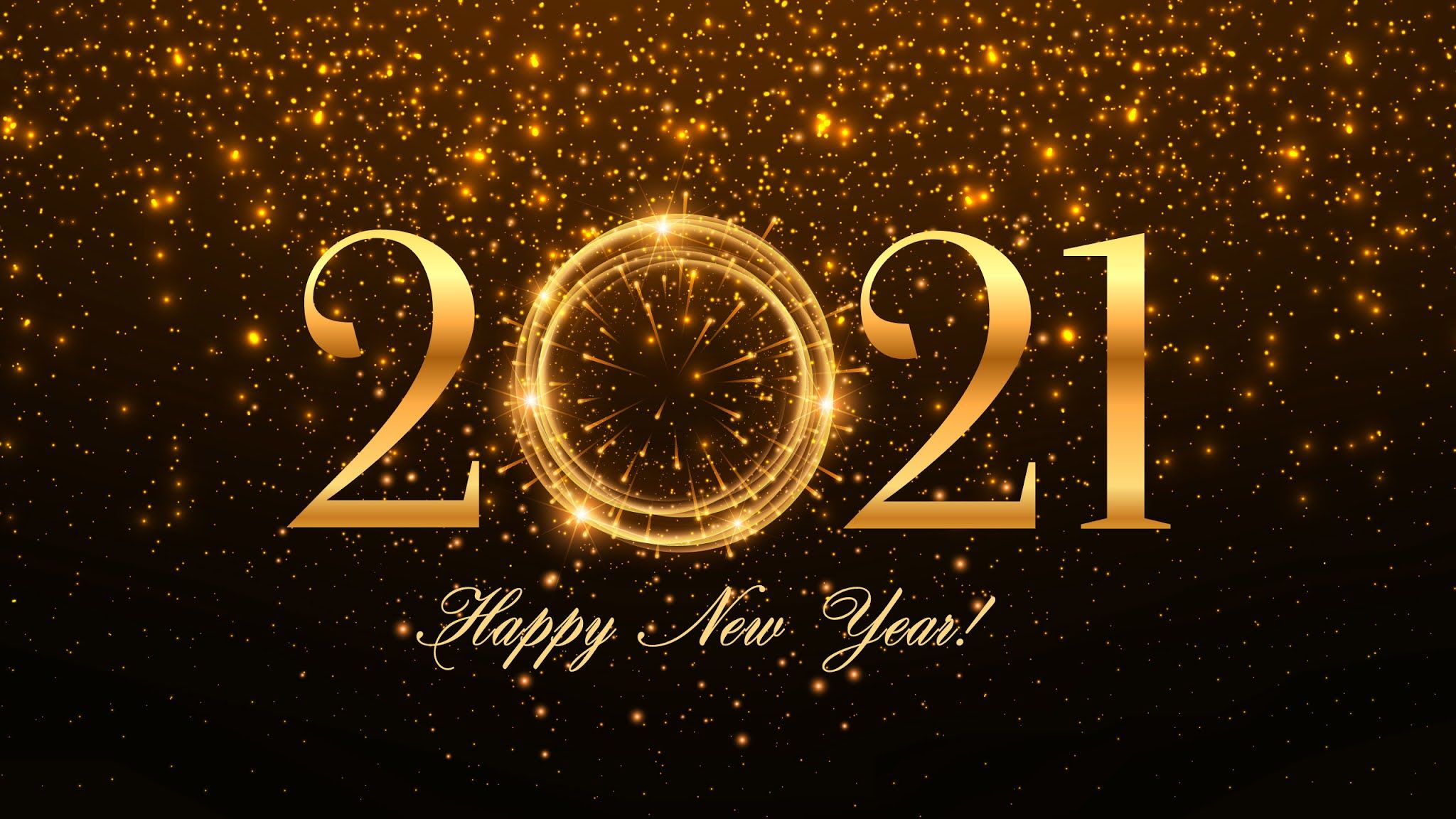 Happy New Year 2021 Wallpapers - Top Free Happy New Year 2021 Backgrounds -  WallpaperAccess