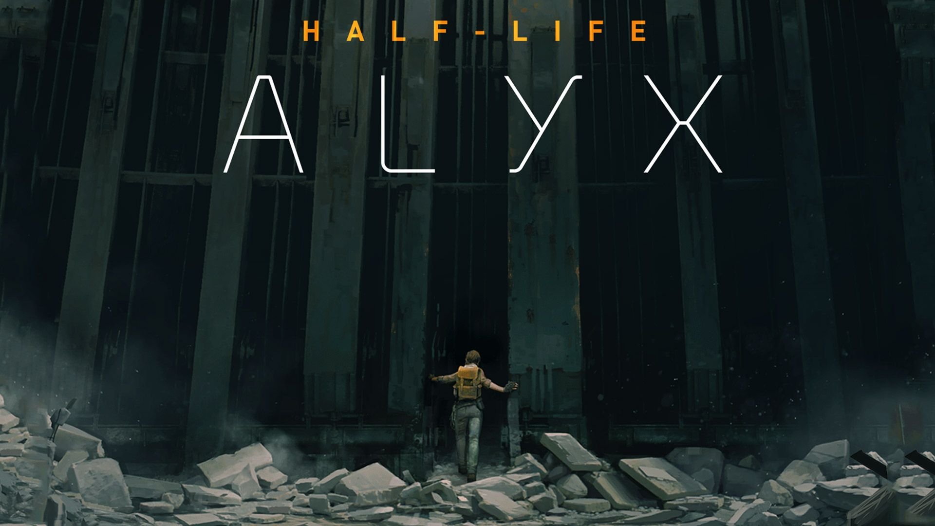 Half Life Alyx Wallpapers Top Free Half Life Alyx Backgrounds Wallpaperaccess