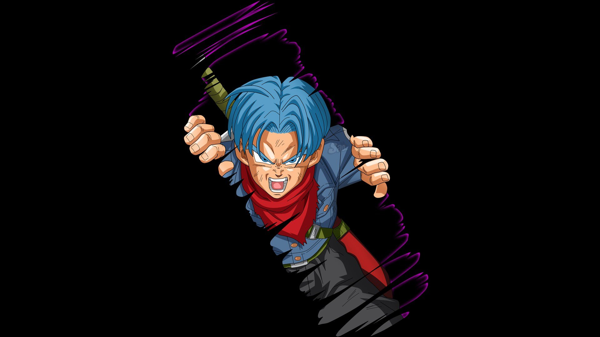 Trunks Wallpapers Top Free Trunks Backgrounds Wallpaperaccess