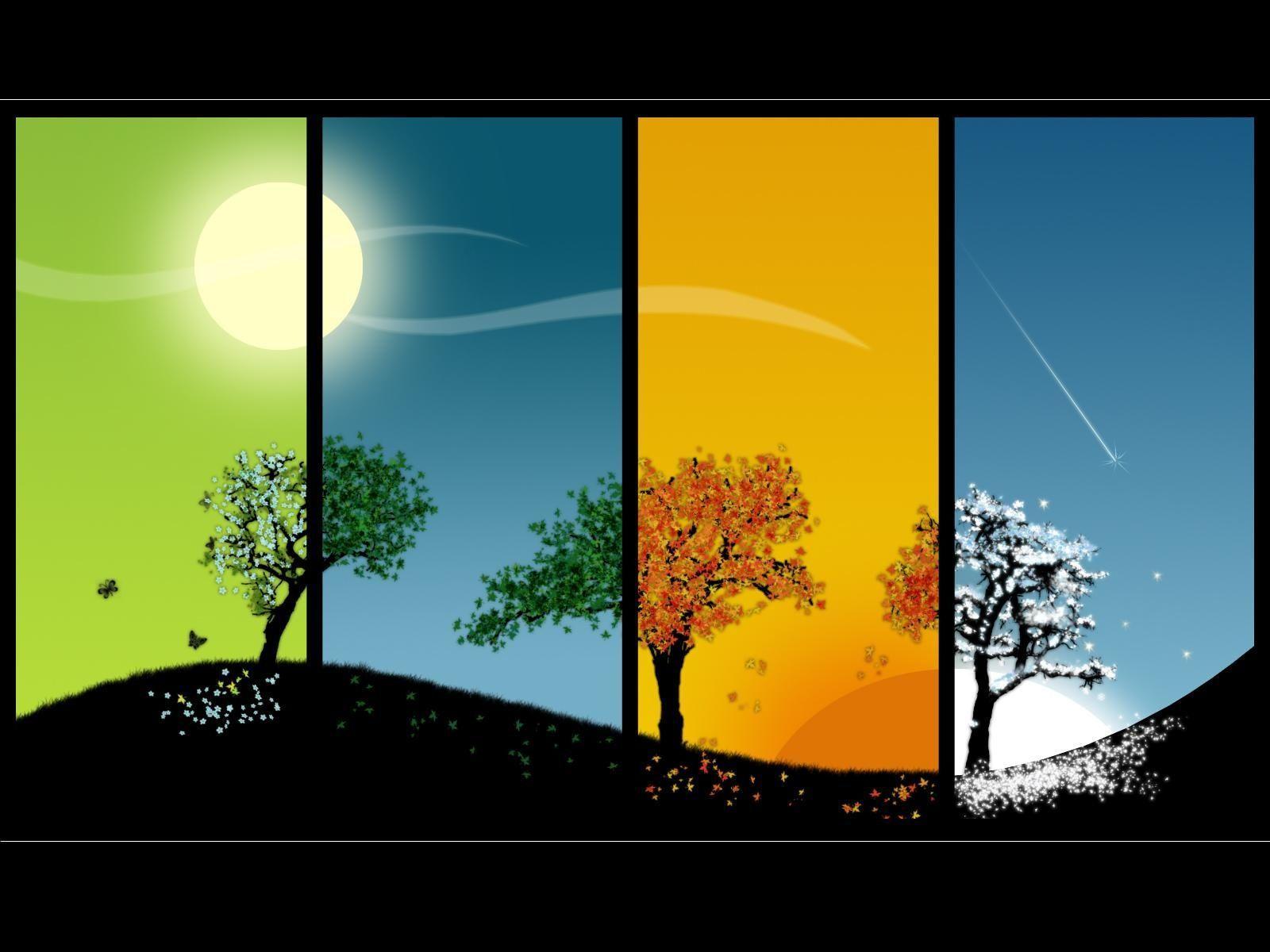 Seasons Wallpapers Top Free Seasons Backgrounds