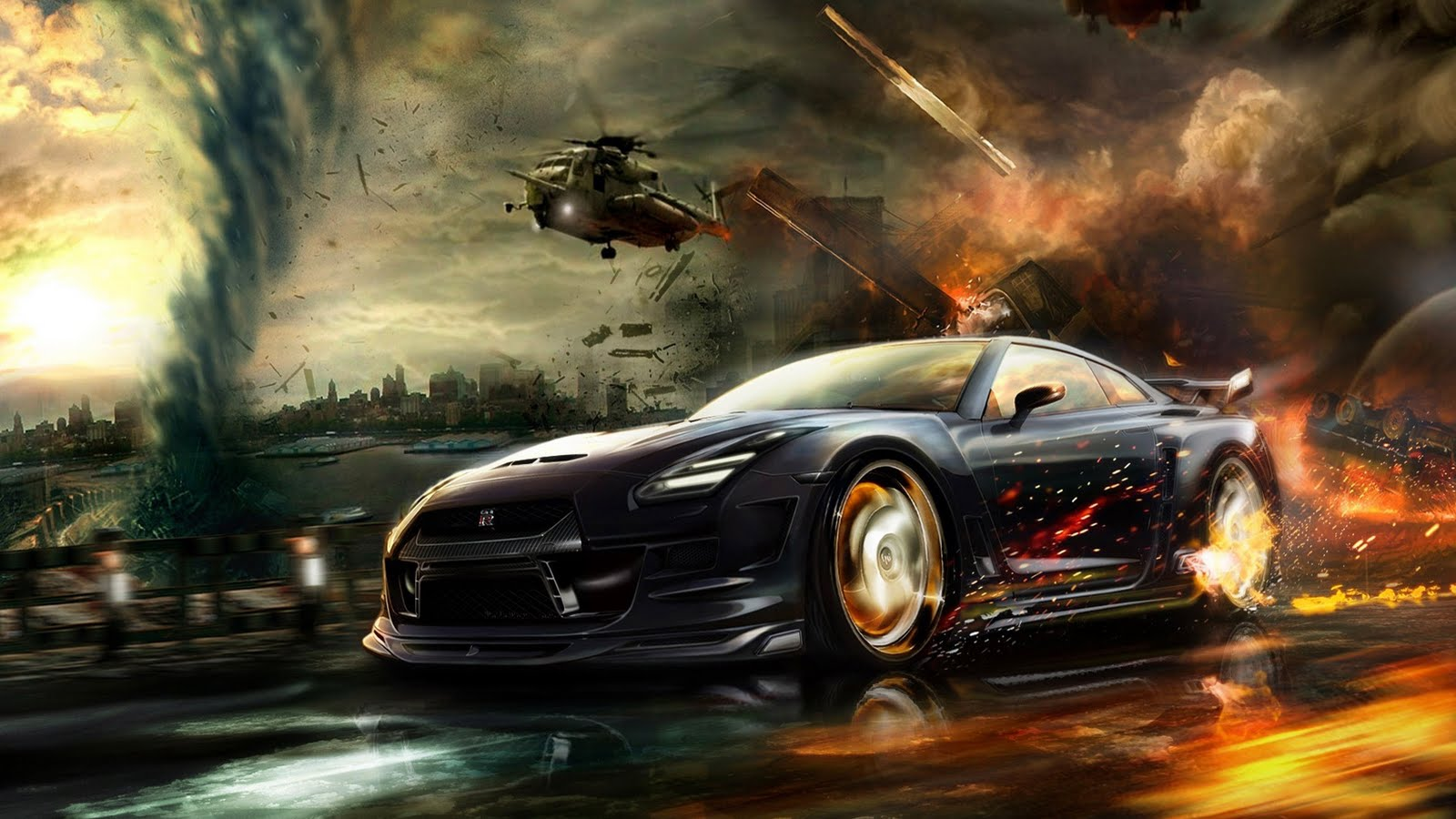 Epic Car Wallpapers: Celebrity Cars Wallpapers