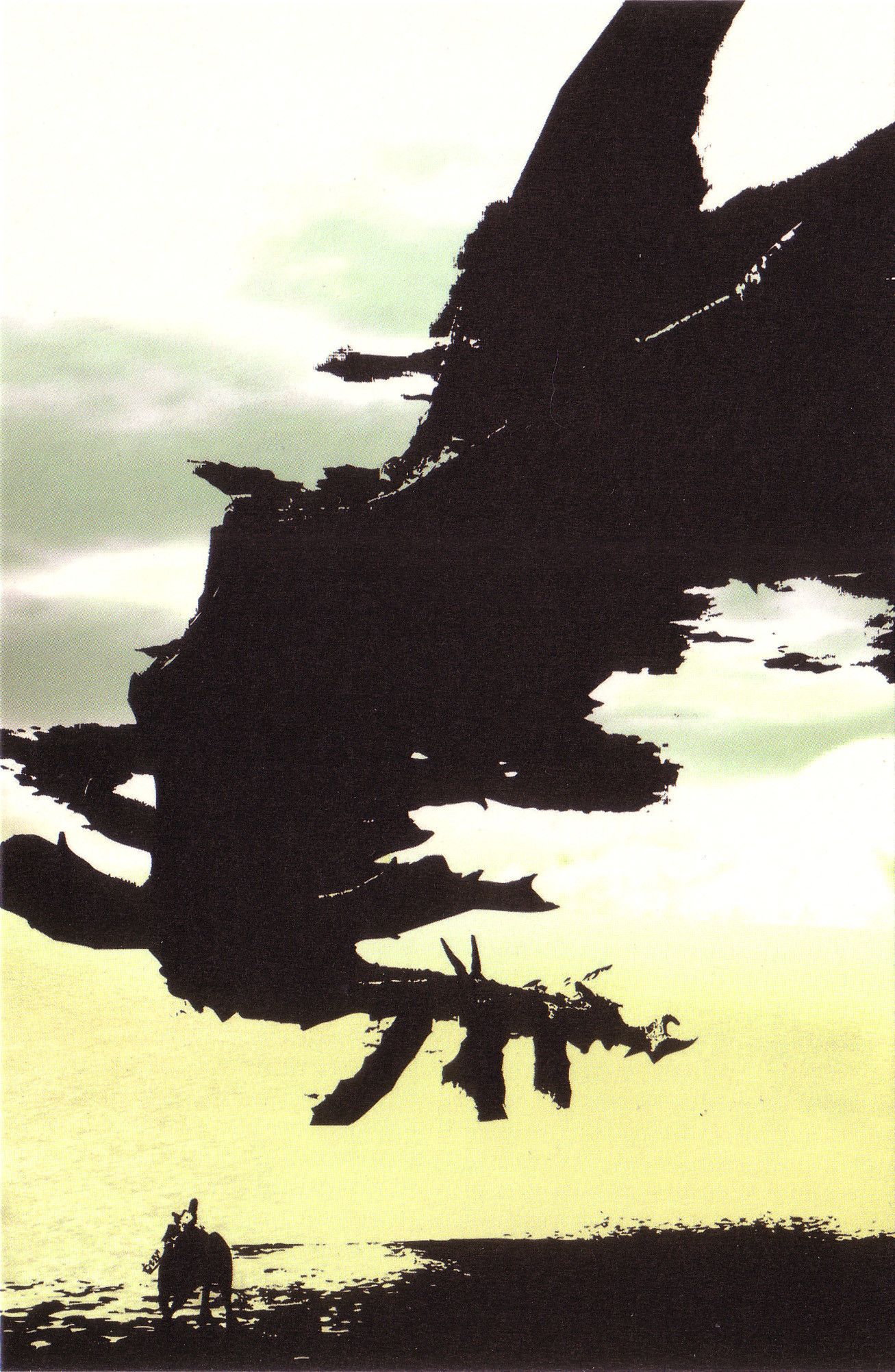 Shadow Of The Colossus Iphone Wallpapers Top Free Shadow Of The