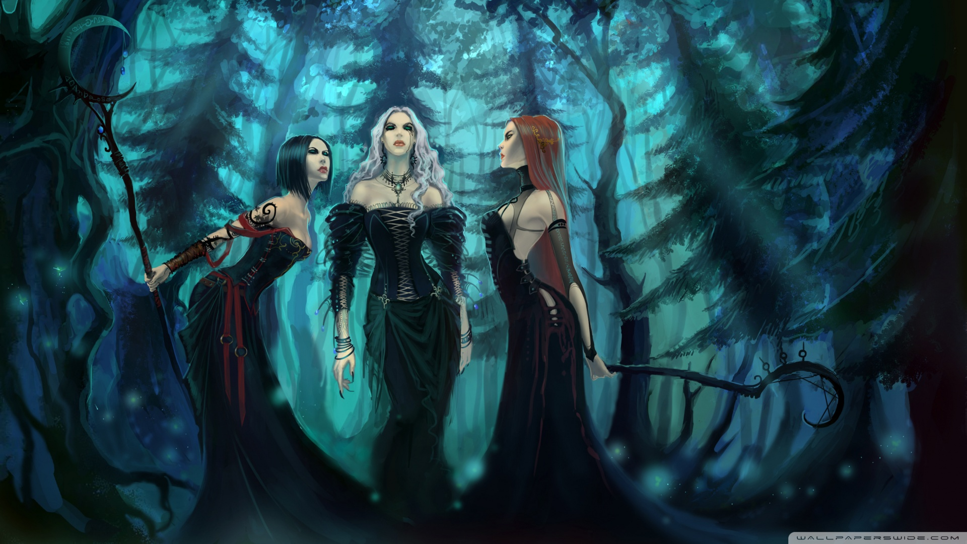 Witch Aesthetic Desktop Wallpapers - Top Free Witch ...