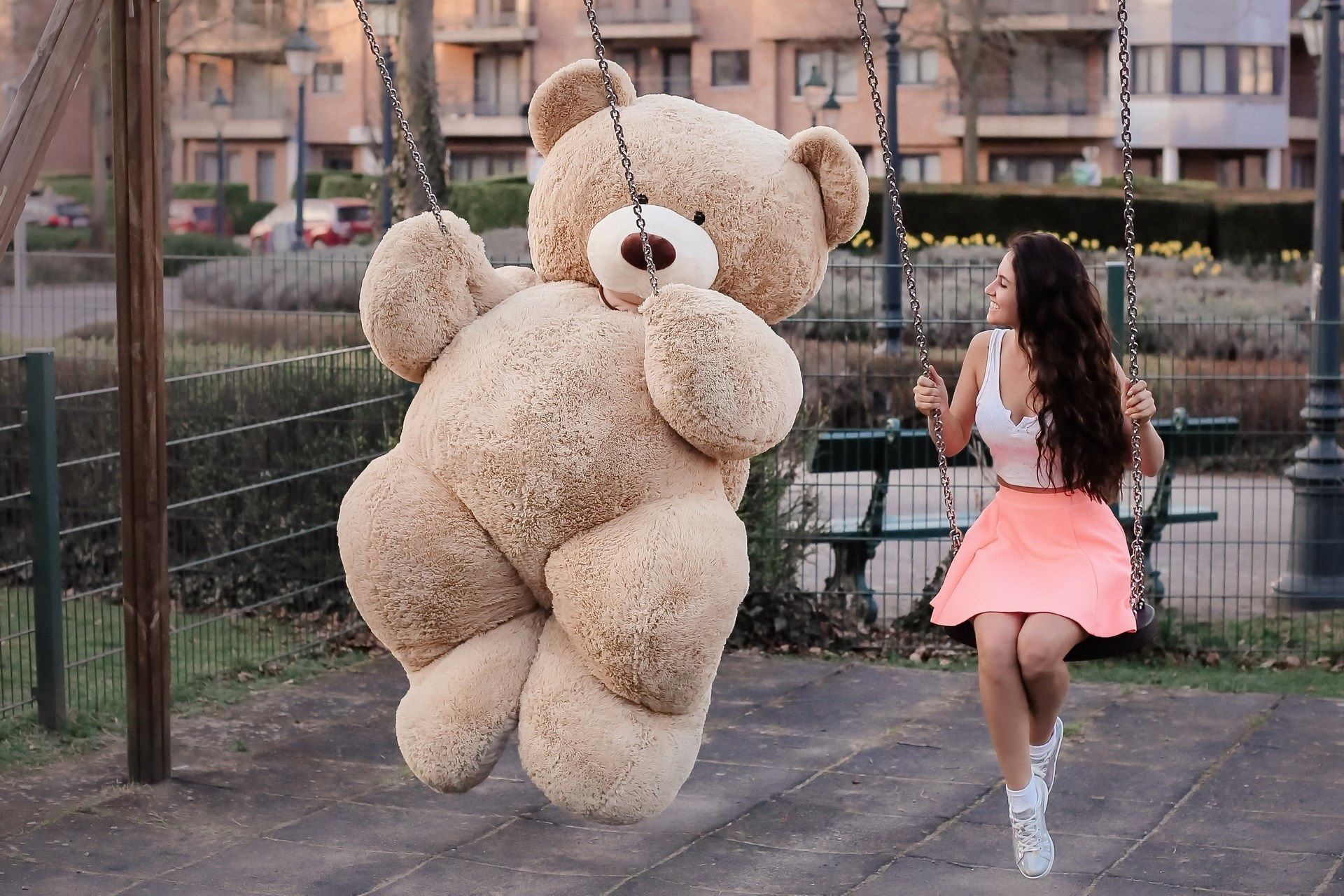 Bear Girl Wallpapers - Top Free Bear ...